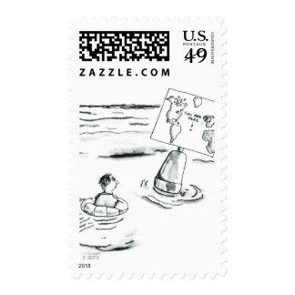 Stranded Postage Stamps