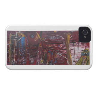 STRANDED WITH GEORGE CLINTON II iPhone 4 Case-Mate CASE