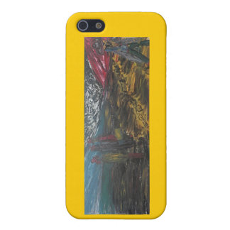 STRANDED WITH GEORGE CLINTON iPhone SE/5/5s CASE