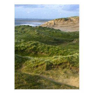 Strandhill Ireland Postcard