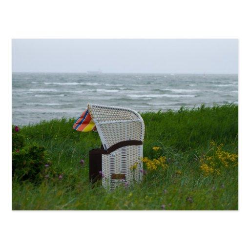 Strandkorb Postales