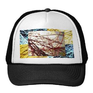 Strands,Diamond, Hand n Foort Print,Clock,Time FUN Hat