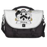 Strang Family Crest Commuter Bags