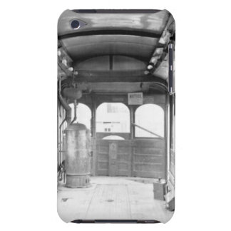 Strang Line Trolley Car Barely There iPod Cover