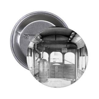 Strang Line Trolley Car Button