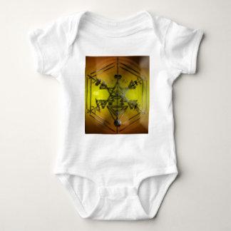 strang symbols yellow t shirt