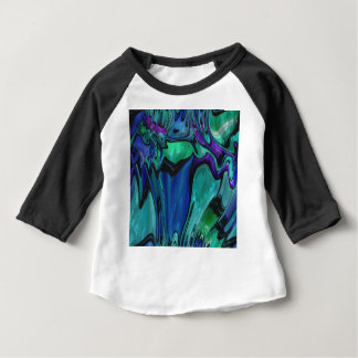 strange abstract 11 baby T-Shirt