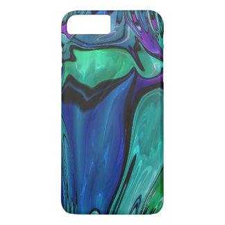 strange abstract 11 iPhone 8 plus/7 plus case