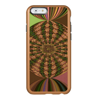 Strange abstract pattern incipio feather® shine iPhone 6 case