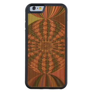 Strange abstract pattern carved® cherry iPhone 6 bumper case