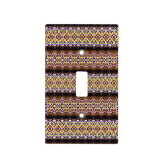 Strange And Unusual Pattern Switch Plate Covers