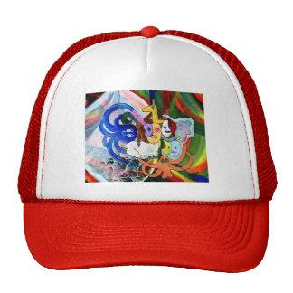 Strange Art Trucker Hat