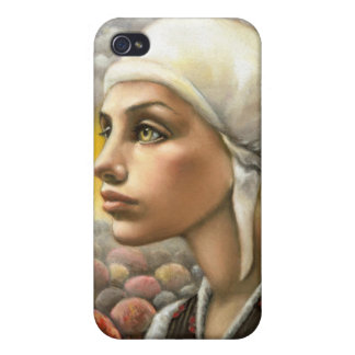 Strange Attraction iPhone 4/4S Cover