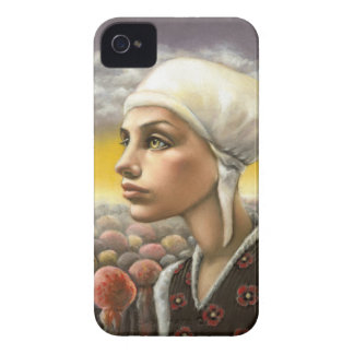 Strange Attraction iPhone 4 Cover