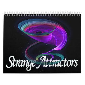 Strange Attractors Calendar