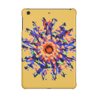 Strange awful pattern iPad mini case