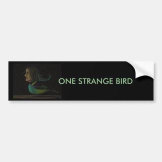 Strange_Bird[1] Bumper Stickers