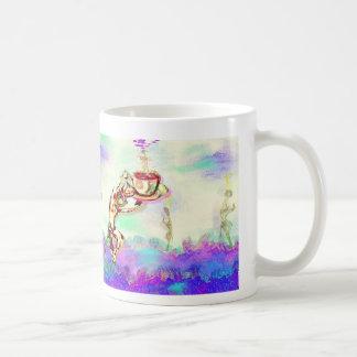 Strange Brew by eLiN Classic White Coffee Mug