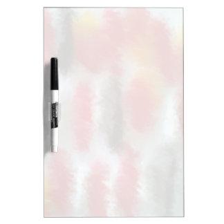 Strange candy pattern art Dry-Erase board
