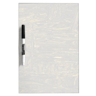 Strange chaotic dry erase board