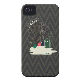 Strange creature Delta01typeA iPhone 4 Case-Mate Cases