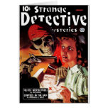 Strange Detective Mysteries Card
