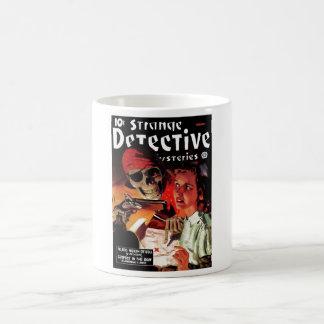 Strange Detective Mysteries Coffee Mug