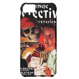 Strange Detective Mysteries iPhone 5C Cover
