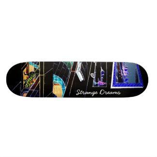Strange Dreams - Skateboard