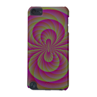 Strange Eight - Weird Pink Abstract iPod Touch 5G Covers