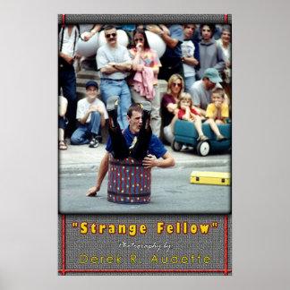 Strange Fellow Print