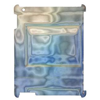 Strange garage door pattern cover for the iPad 2 3 4