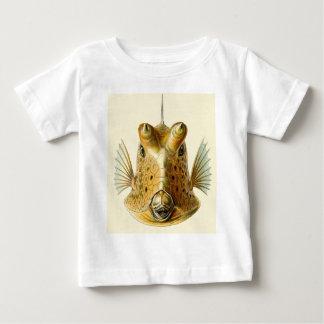 Strange Horned Fish Baby T-Shirt