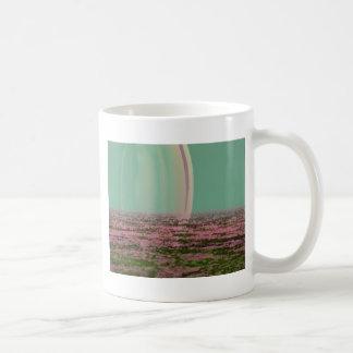 Strange Land on a Strange Day - CricketDiane Coffee Mug