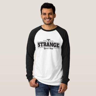 Strange Life Men's Full Sleeve T-Shirt