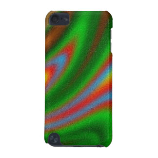 Strange line patterm iPod touch (5th generation) case