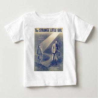 Strange Little Girl Baby T-Shirt