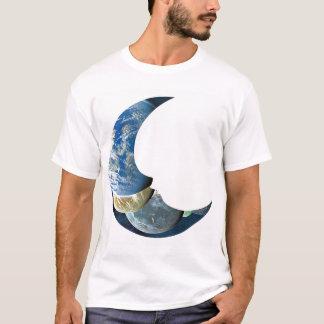 Strange New Worlds Alien Planet Montage T-Shirt