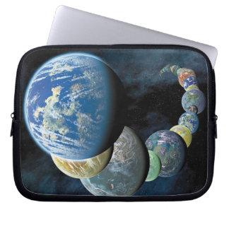 Strange New Worlds Laptop Computer Sleeves