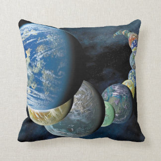 Strange New Worlds Pillow