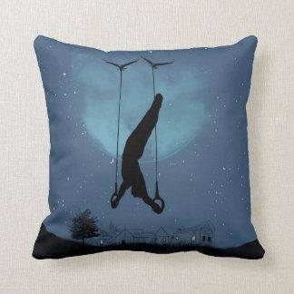 Strange night pillow