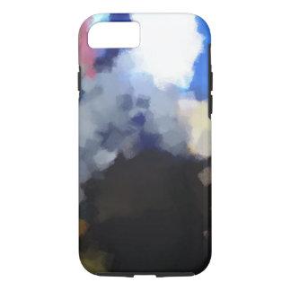 Strange Odd art iPhone 7 Case