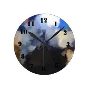 Odd Wall Clocks | Zazzle