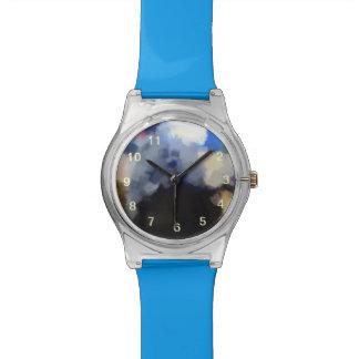 Strange Odd art Wristwatches