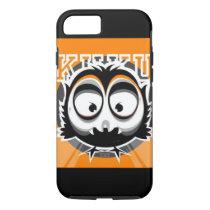 Strange owl iPhone 8/7 case