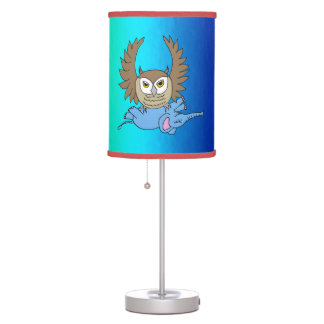 strange places for elephants Table Lamp
