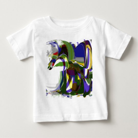 Strange Pony CricketDiane Art Products Baby T-Shirt