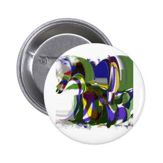 Strange Pony CricketDiane Art Products Pin