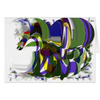 Strange Pony CricketDiane Art Products Card