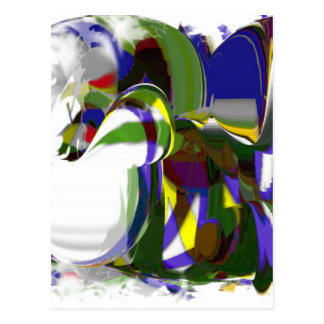 Strange Pony CricketDiane Art Products Postcard